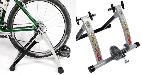 Rad Cycle Products Indoor Portable Magnetic Work Out