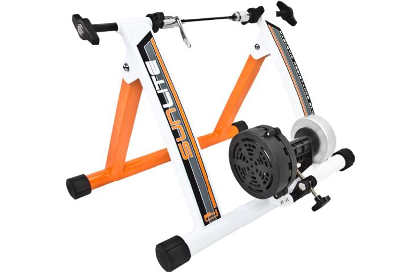 Sunlite F-2 Magnetic Indoor Bicycle Trainer Review