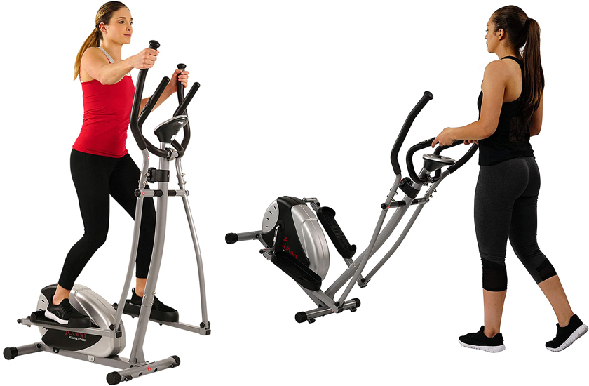 Sunny Health & Fitness SF-E905 Elliptical Machine Review