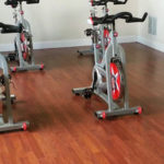 does exercise bike burn fat