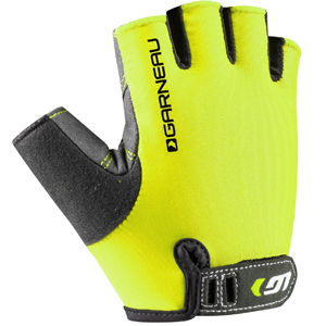 Louis Garneau Men's Half Finger Bike Gloves
