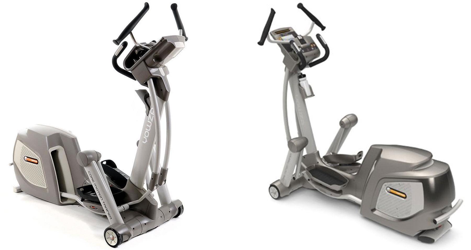 Captiva - Elliptical Trainer Machine