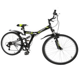 GTM 26-Inch Folding Mountain Bike