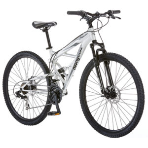 Mongoose Impasse 29-Inch Dual Full Suspension Bike