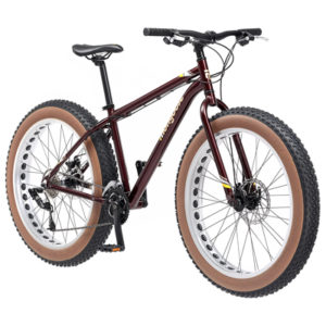 Mongoose Vinson Fat Tire Bike