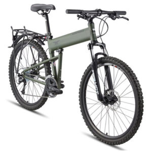 Montague Paratrooper 24 Speed Folding Mountain Bike