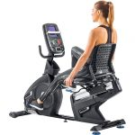 Nautilus R618 Recumbent Bike Review