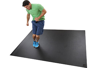 Square36 Extra Large Exercise Mat
