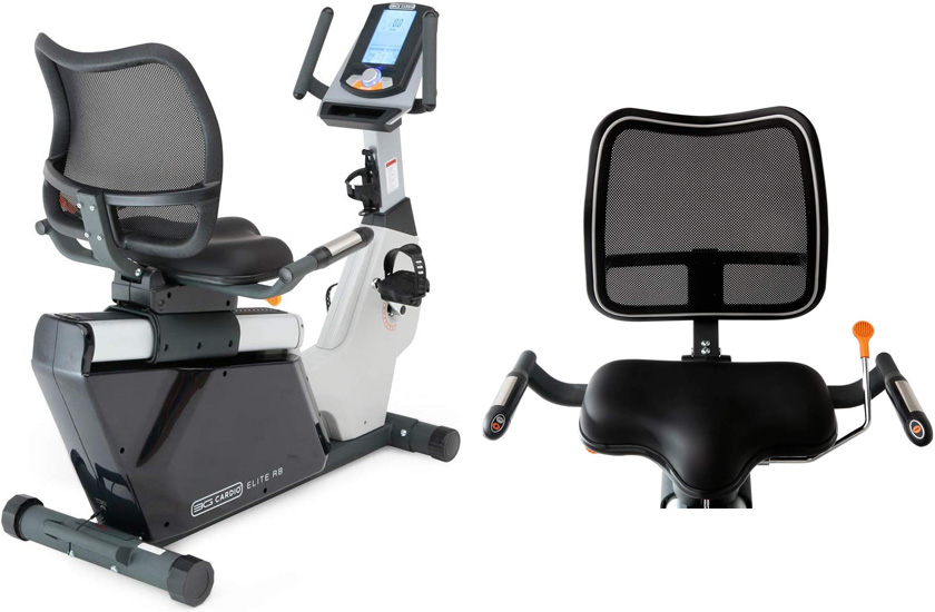 3G Cardio Elite RB Recumbent Bike Picture