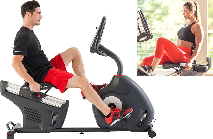 Schwinn 270 Recumbent Bike pic for Best Recumbent Exercise Bike
