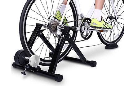 Sportneer Bike Trainer Stand Steel Bicycle Stand