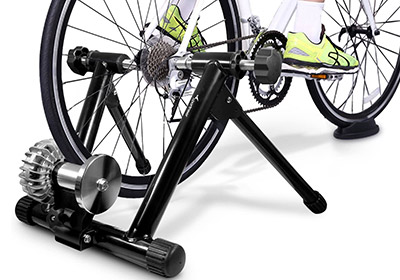 Sportneer Fluid Bike Trainer Bicycle Exercise Stand