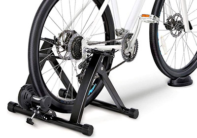 Topeakmart Premium Steel Bike Trainer Stand
