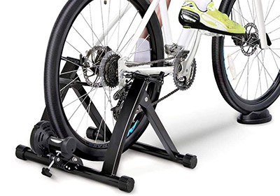 Yaheetech Premium Steel Bike Bicycle Trainer Stand
